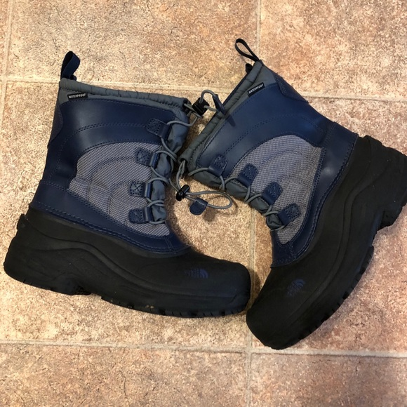 11943d0f2 North Face Boot Boys Boot Sz 5